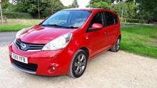 Nissan Note  N-Tech DCi SAT-NAV. Bluetooth. Parkin