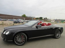 Bentley Continental 6.0 Speed W12 GTC 2dr