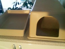 Large Hood to go over Cat Litter Tray
