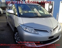 Toyota Previa Estima,Face Lift,GPS/DVD/BT(HOME OF