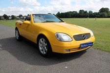 Mercedes-Benz SLK 230 Kompressor With Just 15k Mil