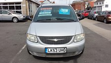 Chrysler Voyager Diesel Anniversary 7Seater From £