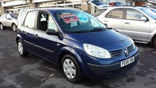 Renault Megane SCENIC 1.5 Diesel Authentique From